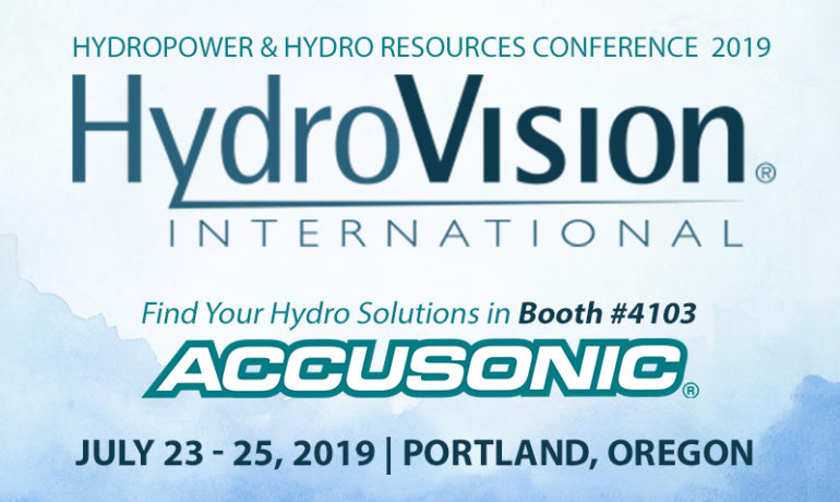 Visit ACCUSONIC in Booth 4103