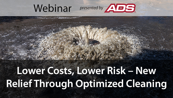 Lower Costs, Lower Risk – New Relief Through Optimized Cleaning