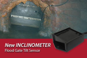 INCLINOMETER Flood Gate Sensor