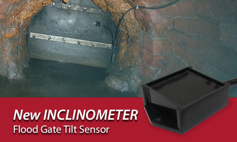 New INCLINOMETER Sensor from ADS®